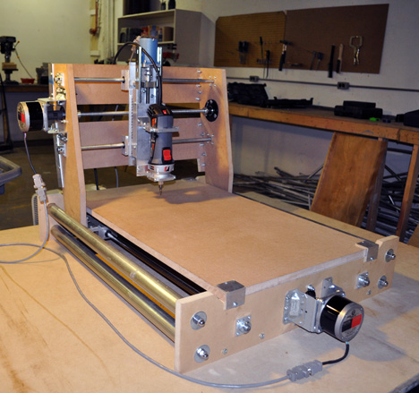 How to build a cnc woodworking