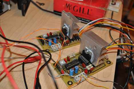 pcb12 making cnc stepper motor controller printed circuit boards